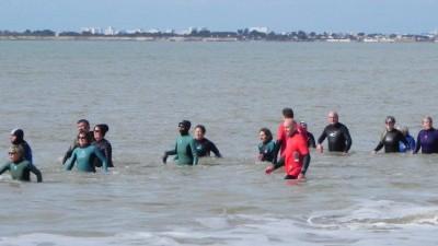 Marche Aquatique