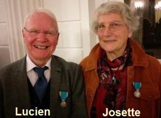 Deux animateurs bénévoles de l'ARSA honorés