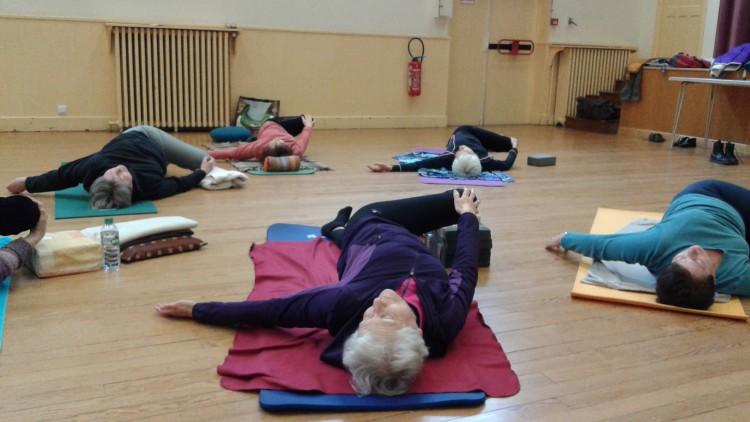 Invitation Séance Découverte du Yoga
