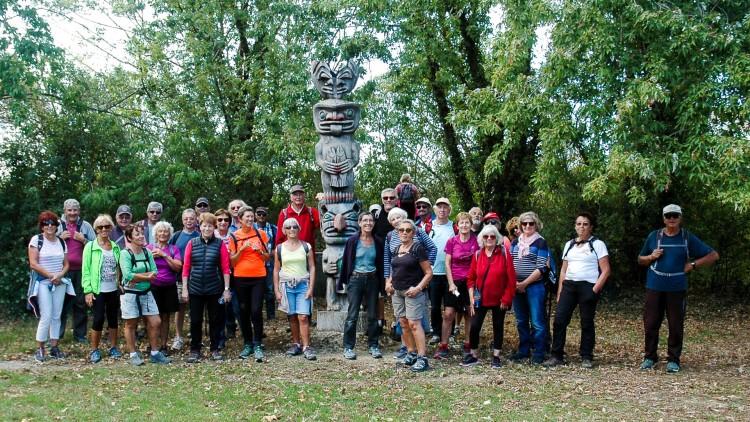 Septembre 2021 : Les randonnées ont re-démarré